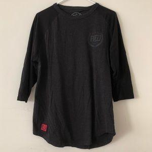 Tuner 3/4 sleeve shirt